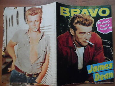 JAMES DEAN Bravo Star-Album 002