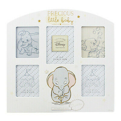 Disney Gifts Dumbo Arch Collage Proudly Display your Baby Photos Frame Large