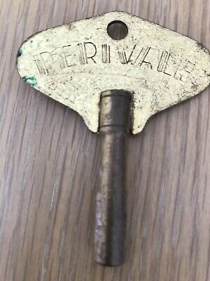 Perivale Brass Antique Clock Key
