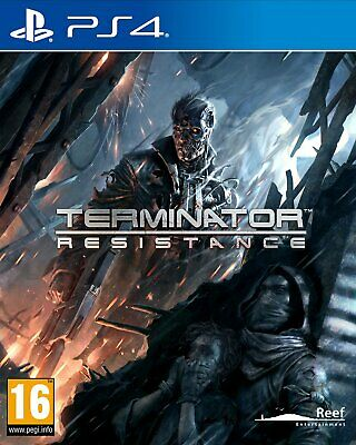 Terminator Resistance Sony Playstation PS4 Game