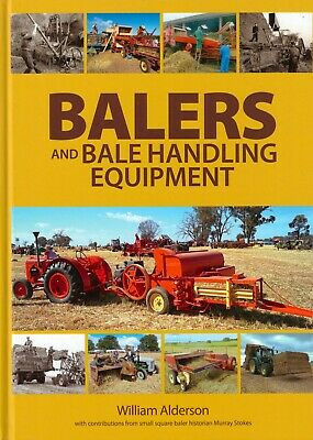 Farming Harvest Book: Bale and Baler Handling Equipment - William Alderson