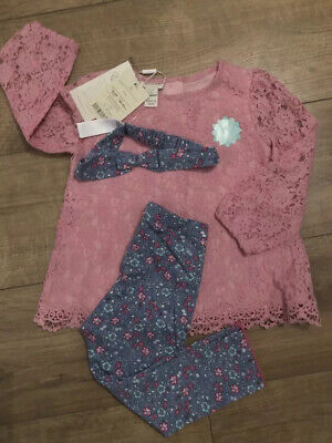 Monsoon Girls Age 18- 24months Outfit Set