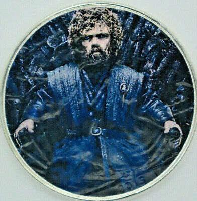 Game of Thrones Tyrion Lannister - American Silver Eagle 1oz. .999 Silver Coin