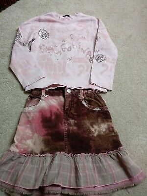 Pampolina Girls Outfit - Size 110 - Used