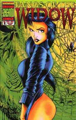 Fangs of the Widow #1 in Near Mint condition. [*1r]