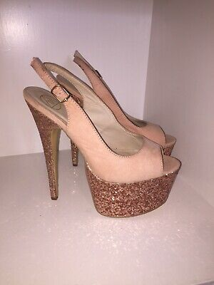 Missguided Pleasers Heels Fetish Shoes