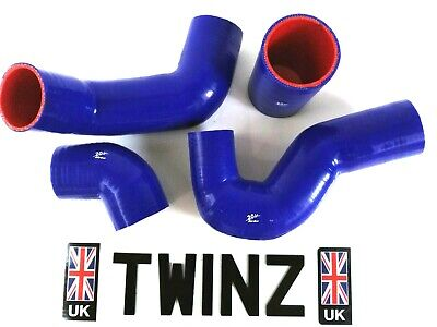 Fiat Coupe 2.0 20V Turbo Silicone Hose Boost Pipe Kit Black, Blue Or Red