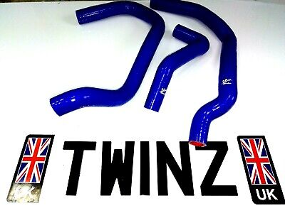 Fiat Coupe 2.0 20V Turbo Silicone Hose Crankcase Breather Kit Black, Blue Or Red