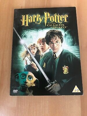 HARRY POTTER & THE CHAMBER OF SECRETS - 2 disc set - {DVD} USED