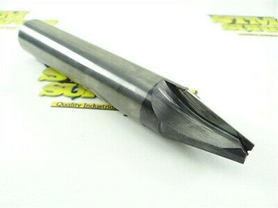 """Heavy Duty Solid Carbide Tapered End Mill 30° X 1"""""""