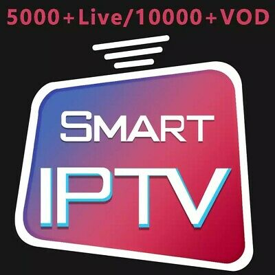 Abonnement IPTV 1an FHD/HD Smart IPTV/mag/box/Android/iOS/VLCBetter of magnum!