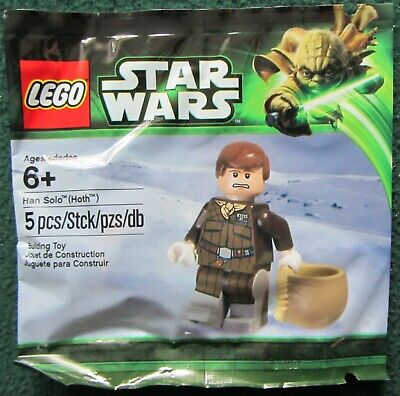 Hoth Polybag Set New In Bag 5001621-1 Lego Star Wars Han Solo