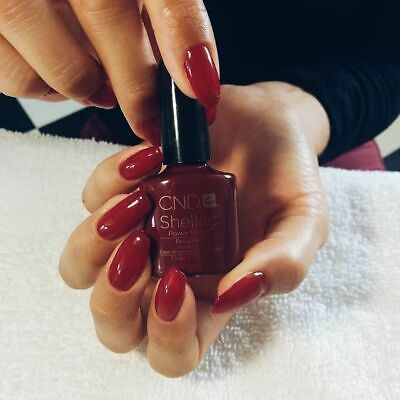 CND Shellac Decadence coat Super Qualität Top Gellack Gel Polish UV Nail