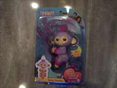 Fingerlings Sydney the Baby Monkey New-in-Box Rare 2017 WowWee