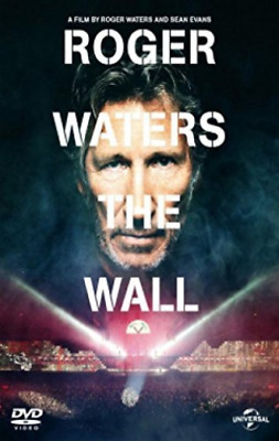 Waters, Roger-Wall (2015) Dvd New