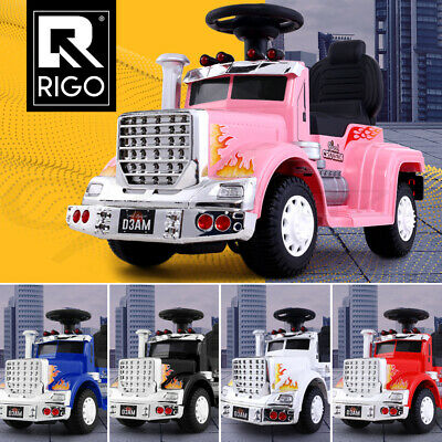 Kids Ride On Car Electric Toys Cars Battery Truck Childrens Motorbike Toy Rigo