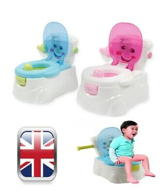 Kids Baby Toilet Seat Toddler Training Potty Pee Trainer Safety Chair Urinal Loo