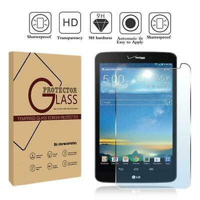 G Pad 7.0 LTE Tempered Glass Screen Protector 2x Supershieldz for LG G Pad 7.0