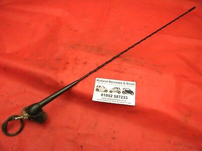 Smart Car 450 Fortwo Coupe Cabrio 1998-2007 - Radio Aerial Antenna With Base