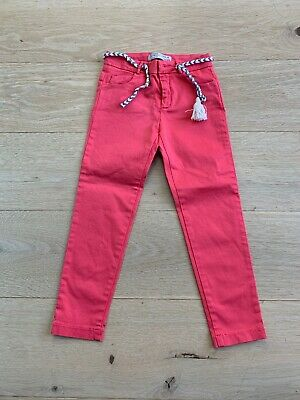 Zara Girls Trousers Age 6 Years BNWOT