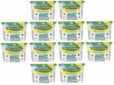 10 Large Interior Dehumidifier Damp Moisture Mould Disposable Home Mildew