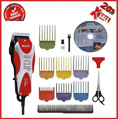 WAHL Pet Clipper Professional Cat Trimmer Heavy Duty Thick Hair Dog Grooming Kit