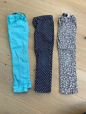 Gap & River Island Girls Trousers Age 5