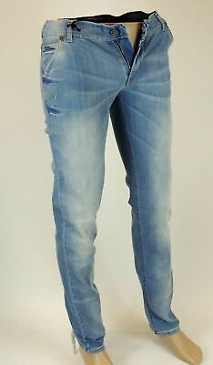 JOHN RICHMOND A459 Jungen Jeans Hose Pantalone Pants Regular Straight Size