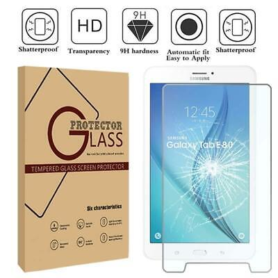 Tempered Glass Screen Protector Cover For Samsung Galaxy Tab E 8.0 SM-T377
