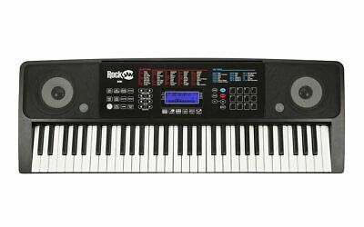 Key Electronic Interactive Teaching Piano Keyboard with Stand Stool pedal hphone