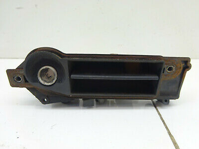 Mercedes C class W203 estate boot tailgate release switch handle