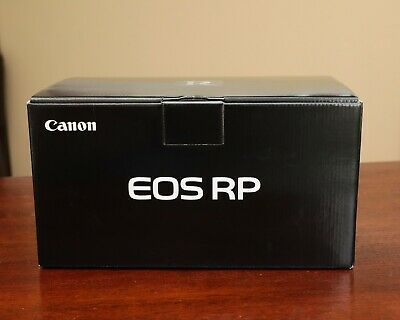 BRAND NEW Canon EOS RP Mirrorless Digital Camera (Body Only) 3380C002