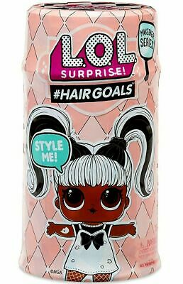 NEW SEALED! LOL Surprise! Makeover Series #HairGoals 15 Surprises HER MAJESTY