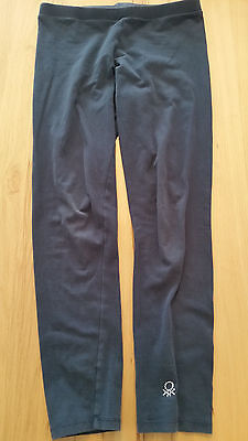 Benetton leggins 5-6 Y girl bambina pantaloni girl