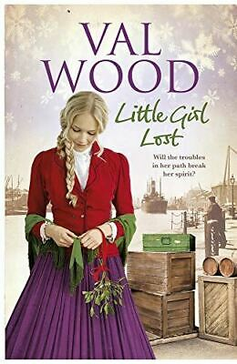 Wood, Val, Little Girl Lost, Like New, Hardcover