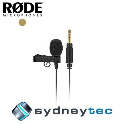 New Rode Lavalier GO Professional-Grade Wearable Microphone LAVGO