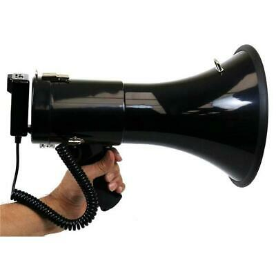 Deejay LED TBHMEGAPHONE 13.5 in. PA Megaphone with Hanging Mic