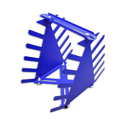 Desktop Screen Printing Squeegee Rack Spatulas for Holder Squeegees and Scrapers