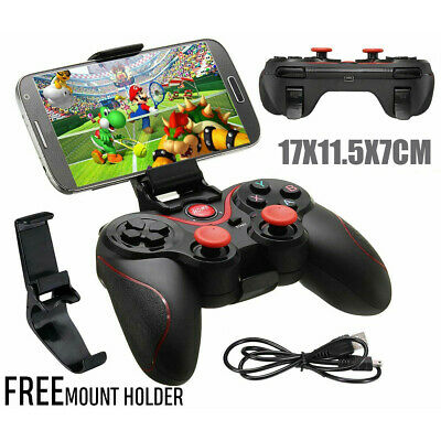 Phone Wireless bluetooth GamePad Game Controller For Android TV Box Tablet