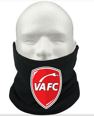 Valenciennes FC F.C THERMAL Football Fleece NeckWarmer Gift Mask Snood Scarf