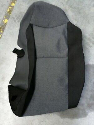 Renault Master/Opel Movano right front seat bacrest  fabric cover middel part