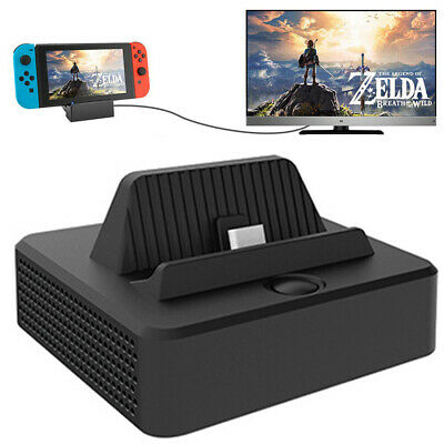 Charging Stand Mini Switch Docking Station Charging Dock for Nintendo Switch