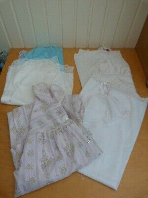 A Selection of Ladies Womens Petticoats Slips & Nightie 16 18/20