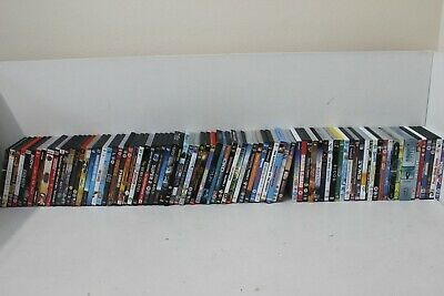 Job Lot of x 80+ DVD's..Ideal for Car Boot Sales Varied selection Random lots