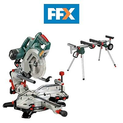 Metabo 612216004 240V Mitre Saw with Stand