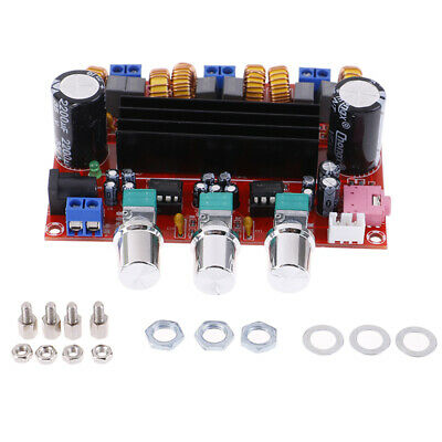 TPA3116 5.1 50WX5+100W SUB Class D amplifier completed board Good for car WLX
