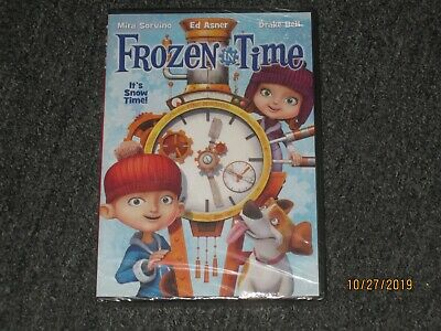 Frozen in Time (DVD, 2014) Brand New and Free shipping in the USA - Mira Sorvino