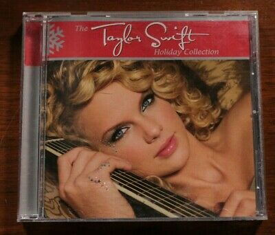The Taylor Swift Holiday Collection by Taylor Swift CD Christmas Music