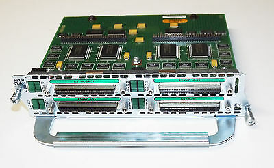 Cisco ASYNC-32A EN module