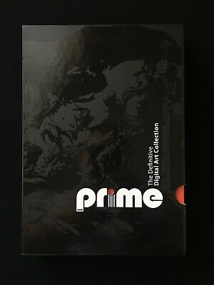Prime The Definitive Digital Art Collection Hard Slip Case Set 2012 LIKE NEW!